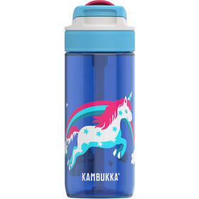 Kambukka Lagoon Bottle 500ml Kids, rainbow unicorn